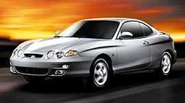 Hyundai Tiburon 2000