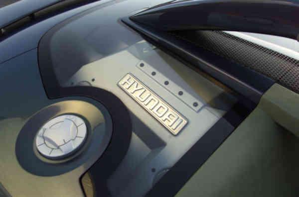 New Hyundai Roadster
