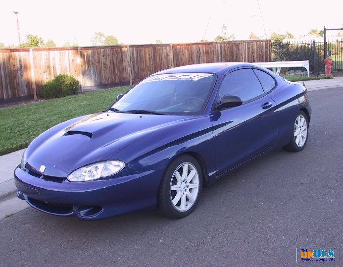 Hyundai Coupe Owners