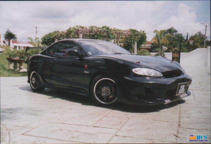 Lim's Hyundai Coupe