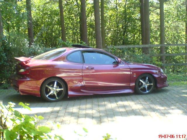 olis' Hyundai Coupe