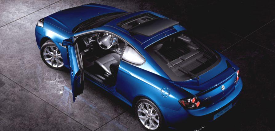 Hyundai Coupe 2007 SIII