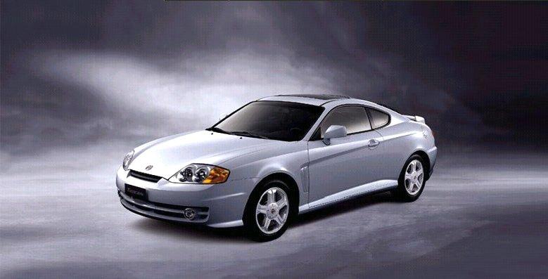 Hyundai Coupe gen3