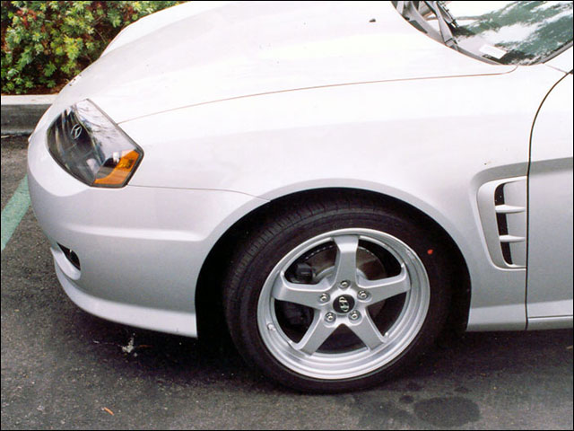 Hyundai Coupe gen3 2005